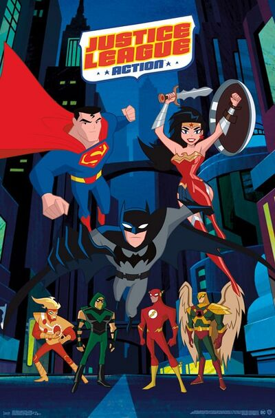 Justice League Action Best Tv Shows Wiki