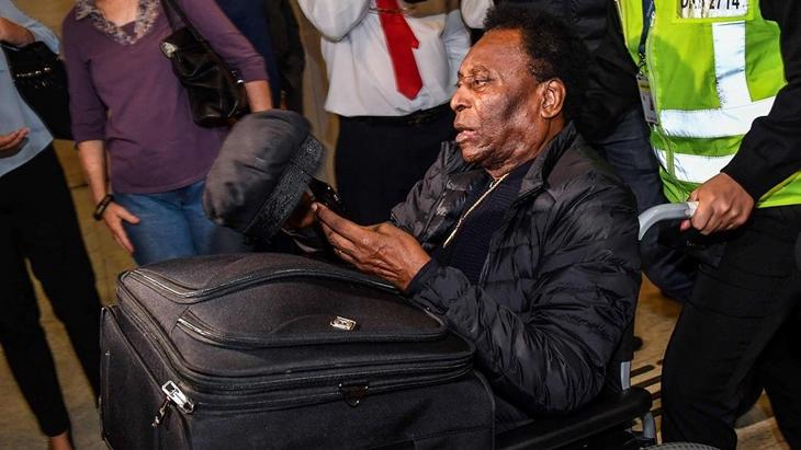 Cerca de cumplir 80 años, Pelé atraviesa su peor momento ...