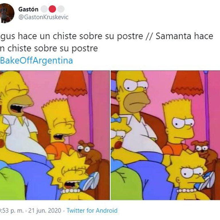 Agustina Fontenla Quedo Eliminada De Bake Off Argentina Y Samanta