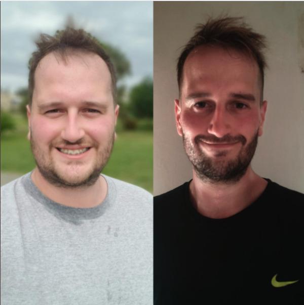 Bajó más de 50 kilos sin dietas ni medicamentos y explicó en las redes cómo lo logró
