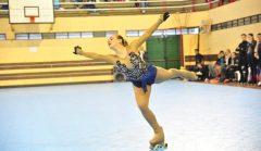 Milagros Nimeth fue citada para representar Argentina en el campeonato Panamericano de Patín Artístico