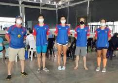 En busca de romper marcas: cinco nadadores misioneros dirán presente en el Test Evaluativo Nacional