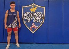 Lucha: el misionero Mauricio Lovera clasificó a los Juegos Panamericanos Junior en México