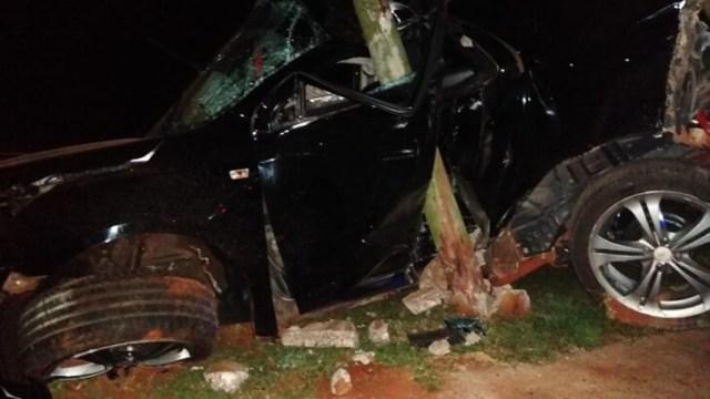 El hermano del joven accidentado en la Costanera Oeste dijo que el choque fue por un desperfecto mecánico y que el test de alcoholemia dio negativo