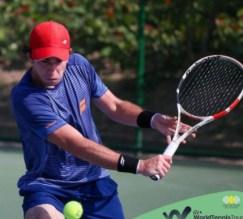 De Misiones a competir en uno de los torneos más importantes de tenis en el mundo: Ezequiel Monferrer, el posadeño que escribirá su nombre en EEUU