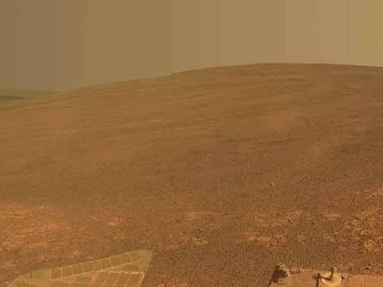 Российские ученые начали репетировать посадку модуля на Марсе