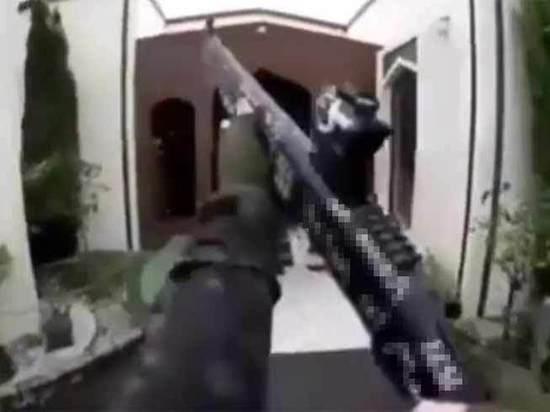 Новозеландский стрелок вел прямой стрим во время расстрела в мечетях