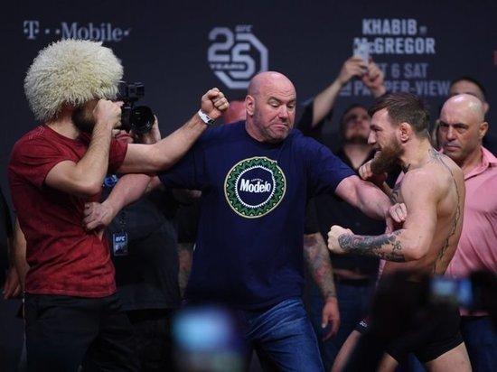 Конор вернулся: отказался от реванша с Хабибом и затеял войну с UFC