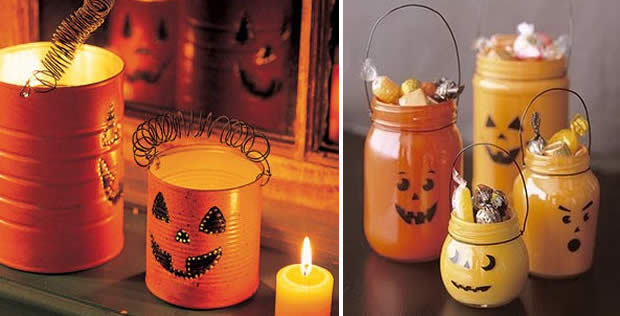 Déco & DIY pour Halloween potshalloween