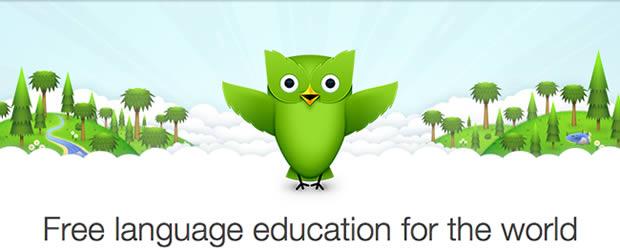 Duolino pour traduire et apprendre l'anglais gratuitement