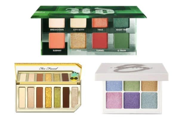 associations de couleurs en maquillage