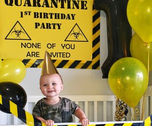 First Birthday Party Ideas For Quarantine Babies Mommypoppins Things To Do With Kids