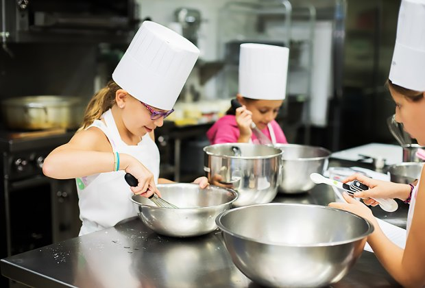 Cooking Classes For Kids In Nyc Mommypoppins Things To Do In New York City With Kids
