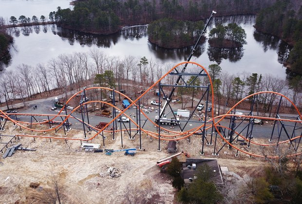 Record Breaking Roller Coaster Coming To Six Flags New Jersey Mommypoppins Things To Do With Kids