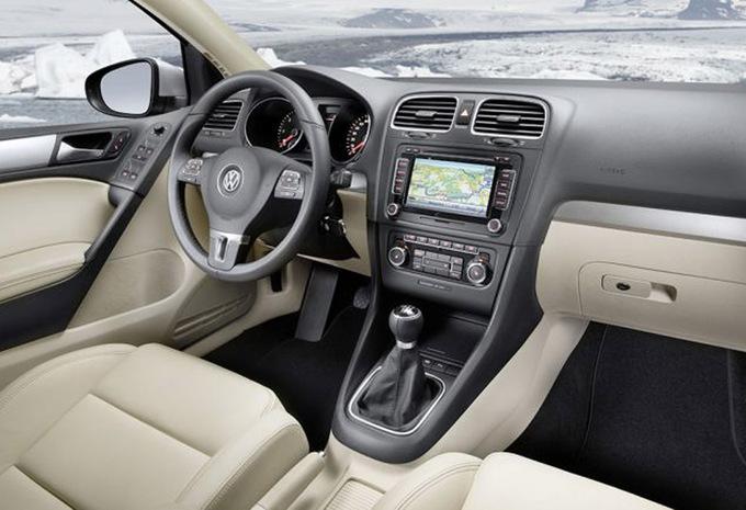 Volkswagen Golf VI 5p 16 TDI 90 Trendline 2008 Prix