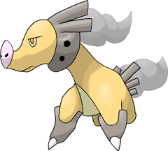 ID: 678 Piglaze - Pokemon - Fakemon - Features Monster MMORPG Online