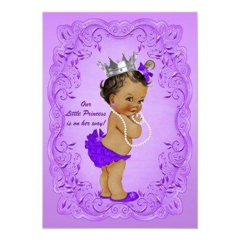 Scroll Baby Shower Invitations Mother Owl