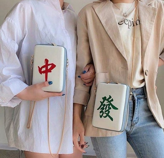 mahjong tile bags selling from s 6 60