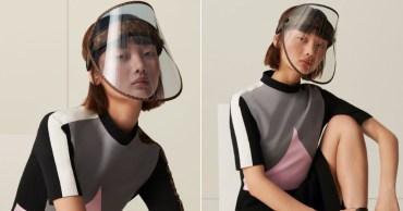 Louis Vuitton launching S,300 face shield