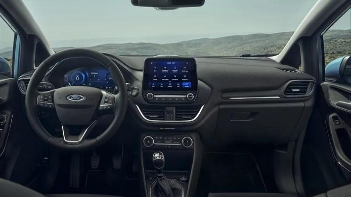 2022 Ford Fiesta - interior
