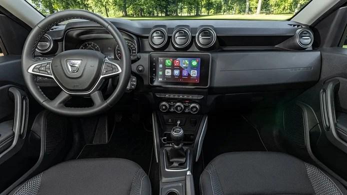 Dacia Duster Prestige Go - interior