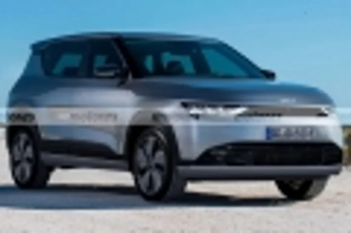 Sneak peek of the future KIA EV4 2022, a compact electric SUV with sporty styling