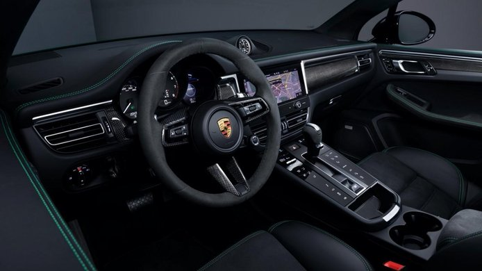 Porsche Macan 2022, the sports SUV increases its sportiness