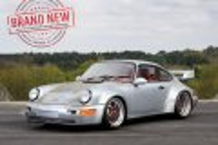 Porsche 911 3.8 RSR: Incredible brand new example of the highly sought-after RSR up for auction