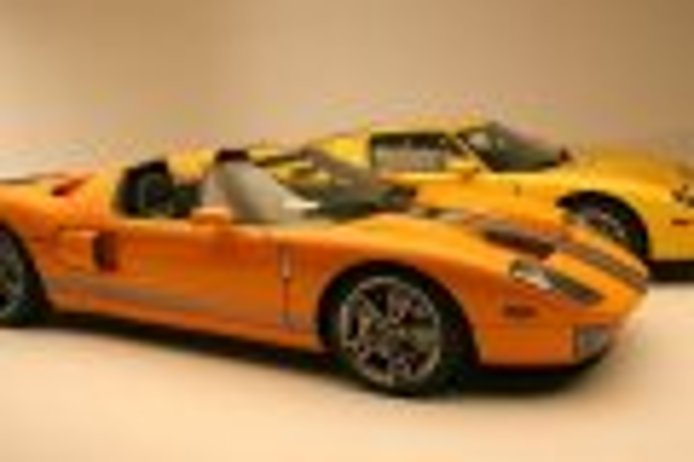 Ford GTX1: the lesser-known convertible variant of the Ford GT