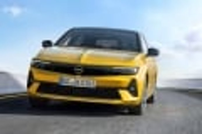 The Opel Astra 2022 arrives, radical change and more technology in the German compact