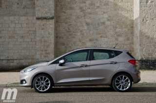 Foto 4 - Fotos prueba Ford Fiesta 2017