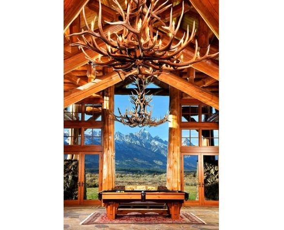 1205bighorn6 Jackson Hole's Bighorn Lodge Headed for Auction Block (PHOTOS)