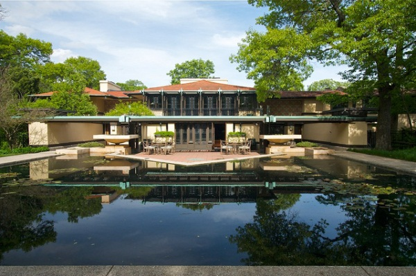0324avery Frank Lloyd Wright: Real Estate Timeline, The Prairie Years