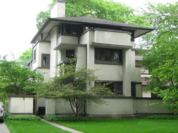0324martin Frank Lloyd Wright: Real Estate Timeline, The Prairie Years