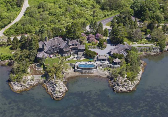 Campbells Soup Heiress' $15.8M Rhode Island Estate is Mmm Mmm Good (PHOTOS) photo