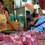 Selling Meat on Christmas Day