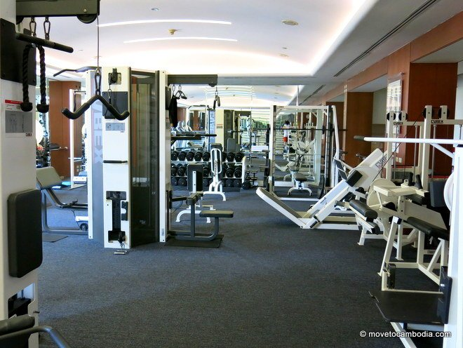 The InterContinental Gym