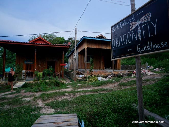 Dragonfly Guesthouse Koh Rong Sanloem