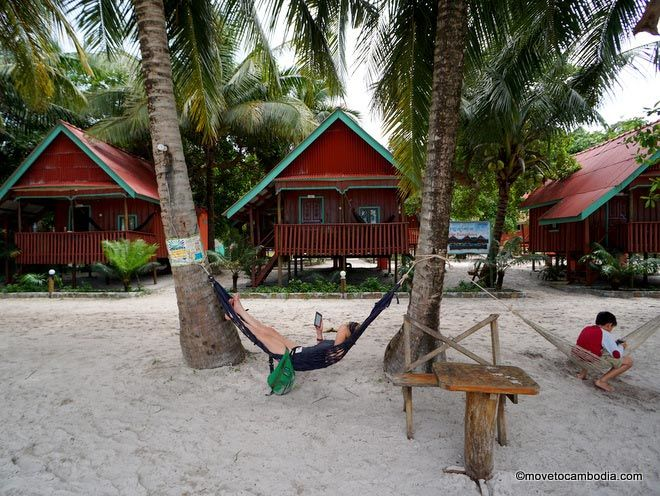 Koh Rong Happy Bungalows