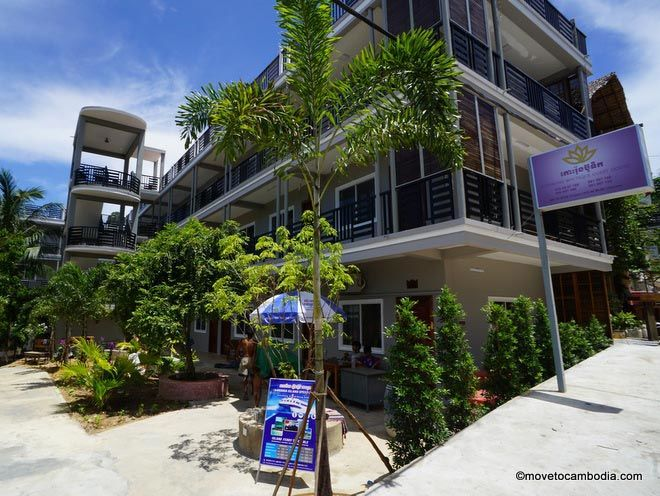 Koh Rong Boutique Guesthouse