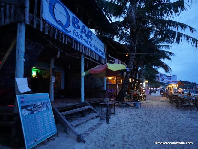 Koh Rong parties