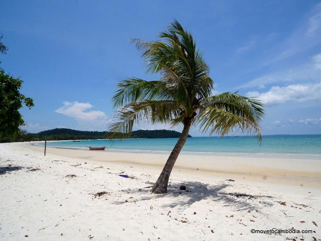 Long Set Beach Koh Rong