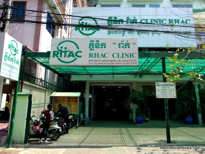 Reproductive Health Association of Cambodia RHAC