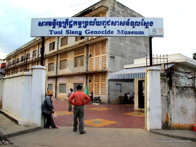 genocide tourism s-21 tuol sleng