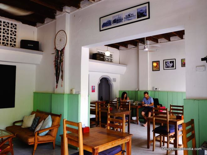 Ellie's Cafe Kampot