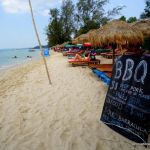 Backpacker hostels Otres Sihanoukville beach