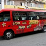 hop on hop off bus Phnom Penh