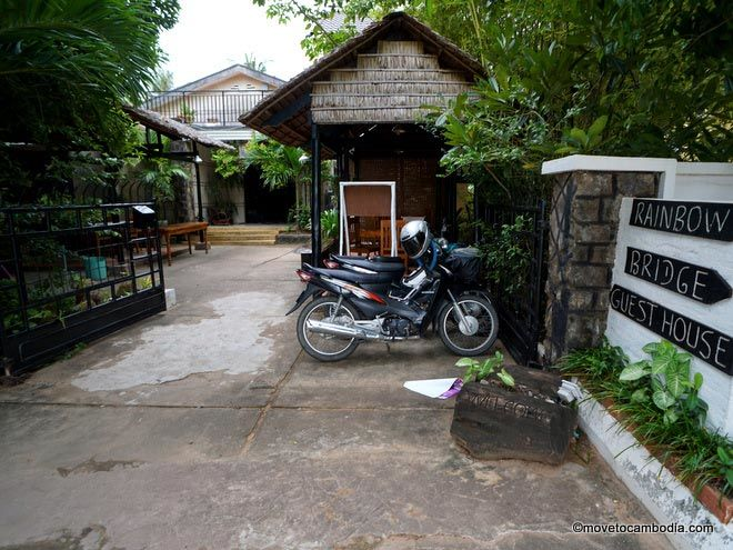 Kampot Rainbow Bridge Guesthouse