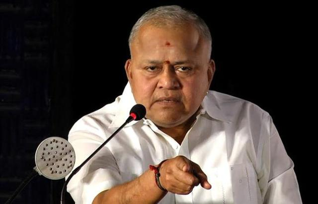 Should Radha Ravi be boycotted by the film industry and audience? Tamil  Movie, Music Reviews and News