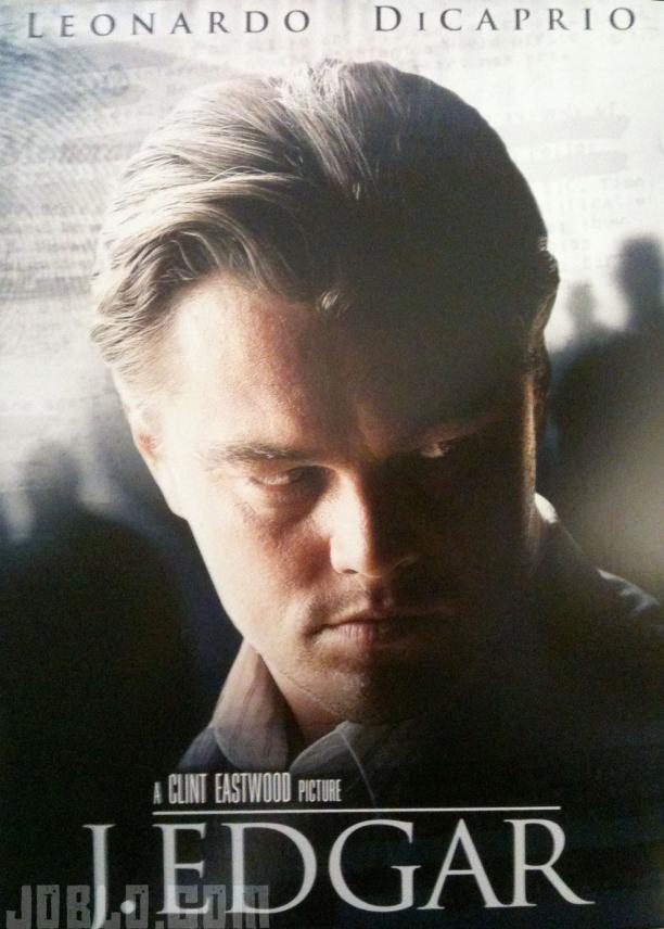 J. Edgar poster